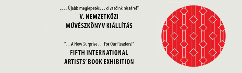 Fifth International Artists' Book Exhibition