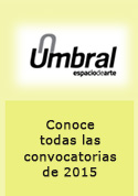 UMBRAL CONVOCATORIA 2015